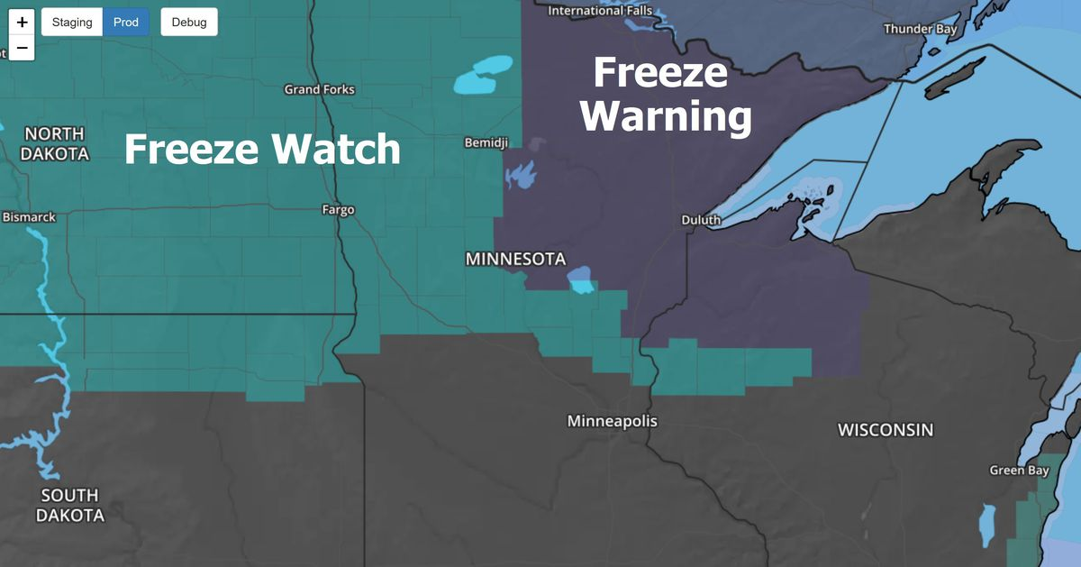 From Freeze Warnings to 90F In 8 Days? More Crazy Weather Swings Coming