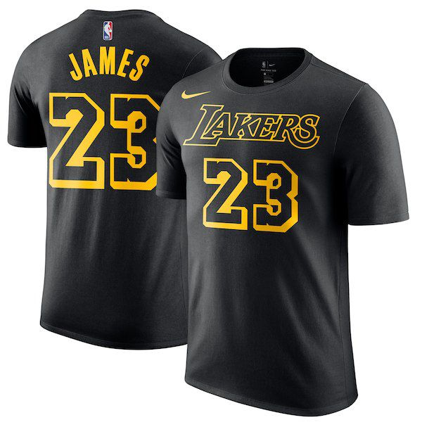 official photos 595e6 51330 LeBron James Lakers gear is on the market: jerseys, t-shirts ...