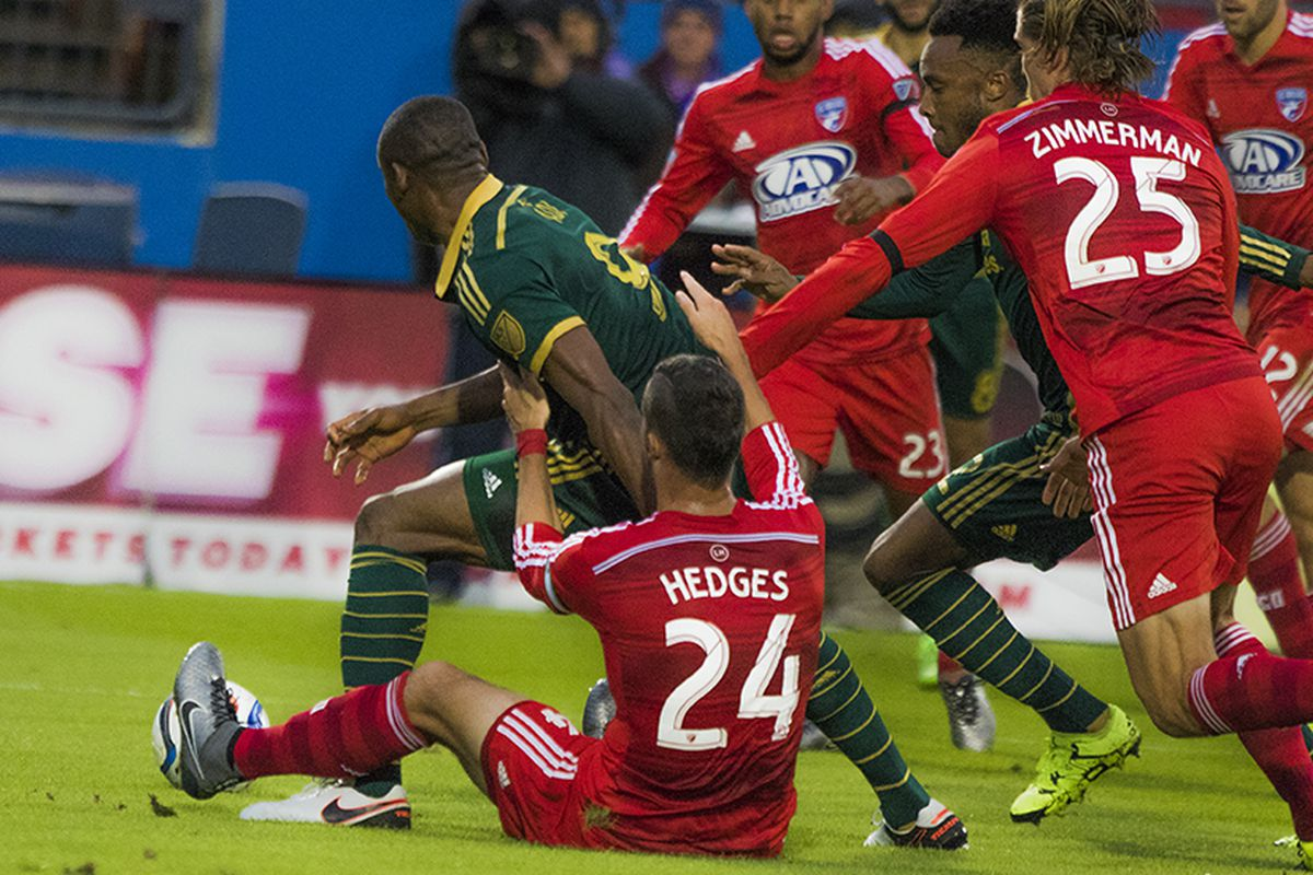 Instant Memories: A Photo Gallery of the Portland Timbers vs. FC Dallas