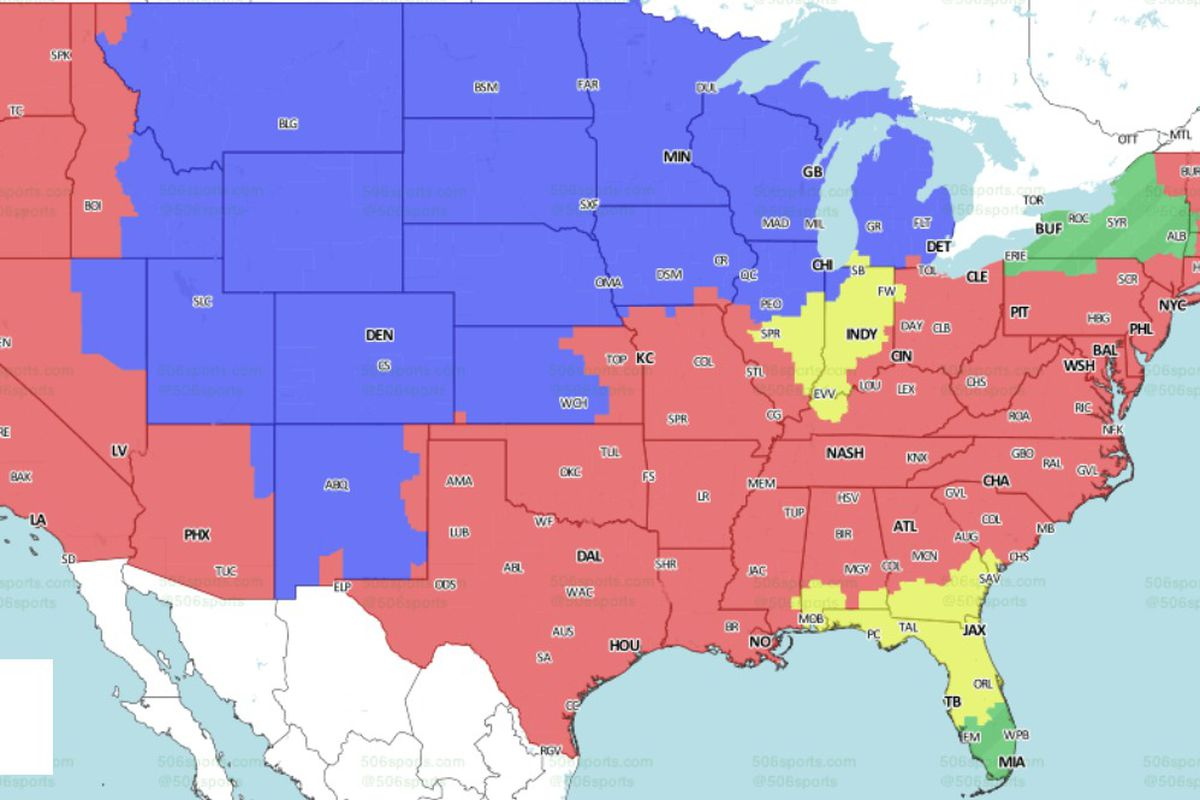 NFL Distribution Maps: What game will you see in Week 11 ... on fictional maps, house maps, bully scholarship edition cheats maps, simple risk maps, interesting maps, all the locations of the death camp maps, prank maps, cartography maps, metro bus houston tx maps, jrpg maps, snes maps, all of westeros maps, fishing maps, epic d d maps, google maps, cool site maps, dvd maps, mmo maps, made up maps, dragon warrior monsters 2 maps,