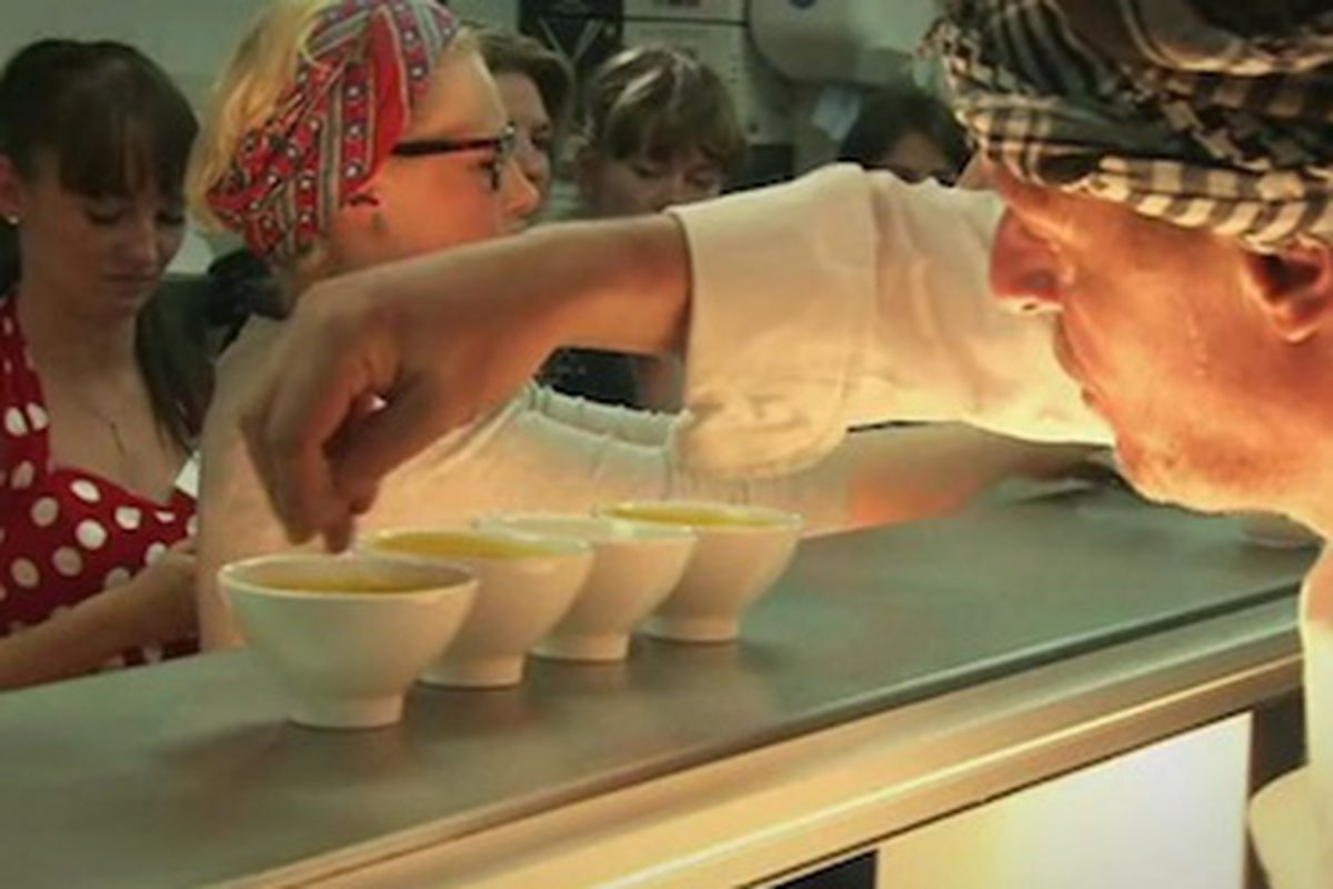 Watch Marco Pierre White Shill Processed Stock to a Bunch of ...