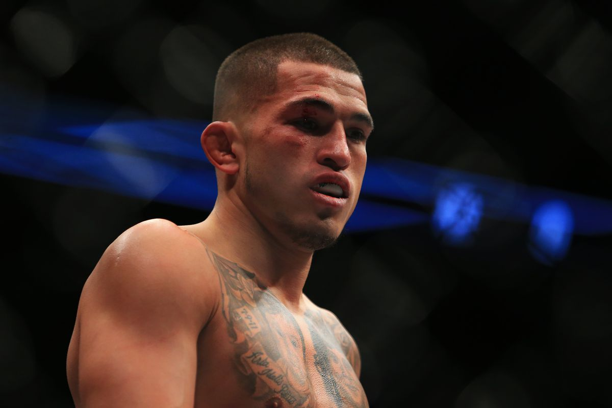 Anthony Pettis details UFC 206 weight cut: 'Most guys ...