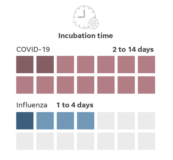 Is it the flu or COVID-19? How to tell the difference 4