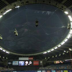 Olympic Stadium interior