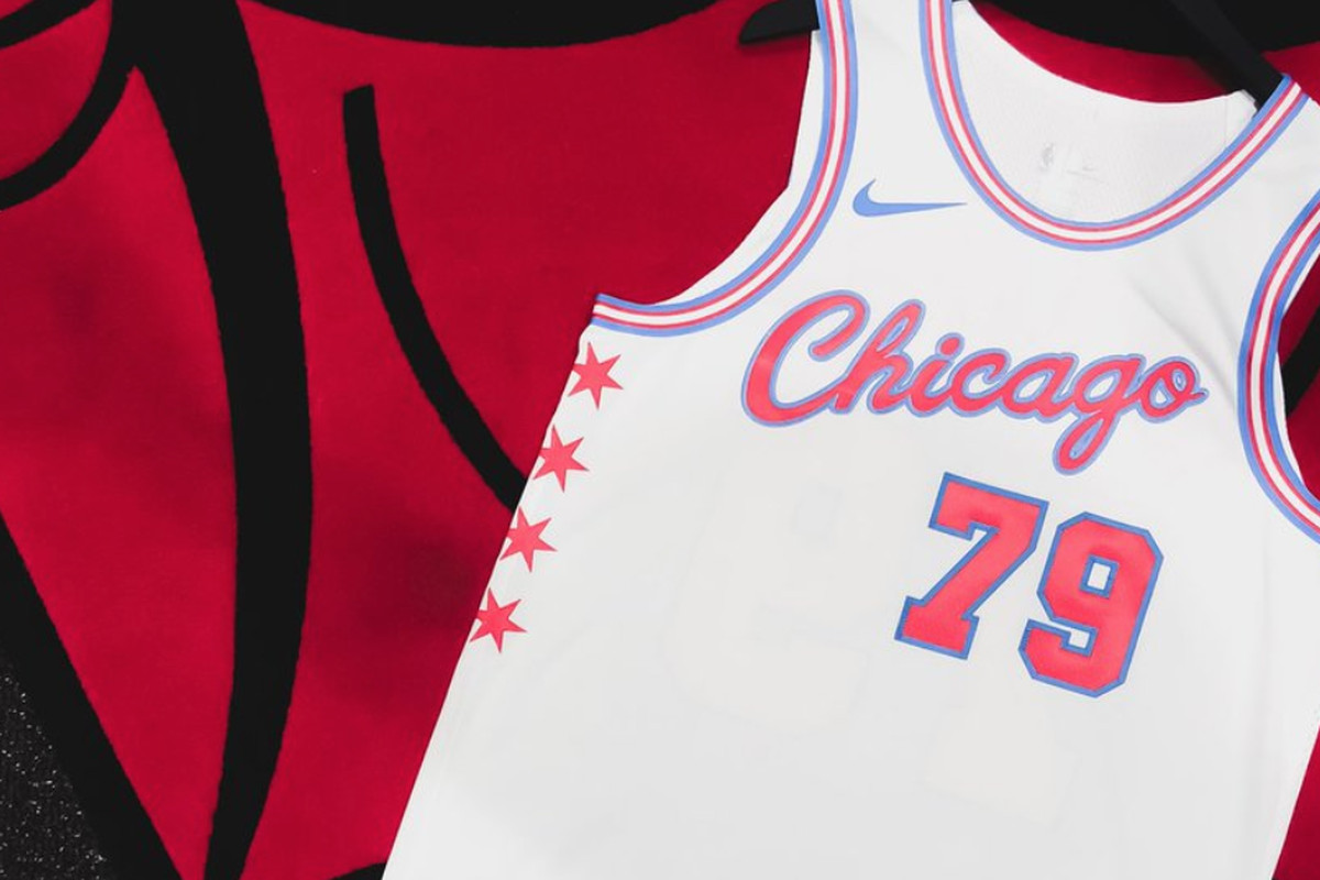 00d8b4823 Nike unveils new  City Edition  jerseys for 30 NBA teams - Chicago ...