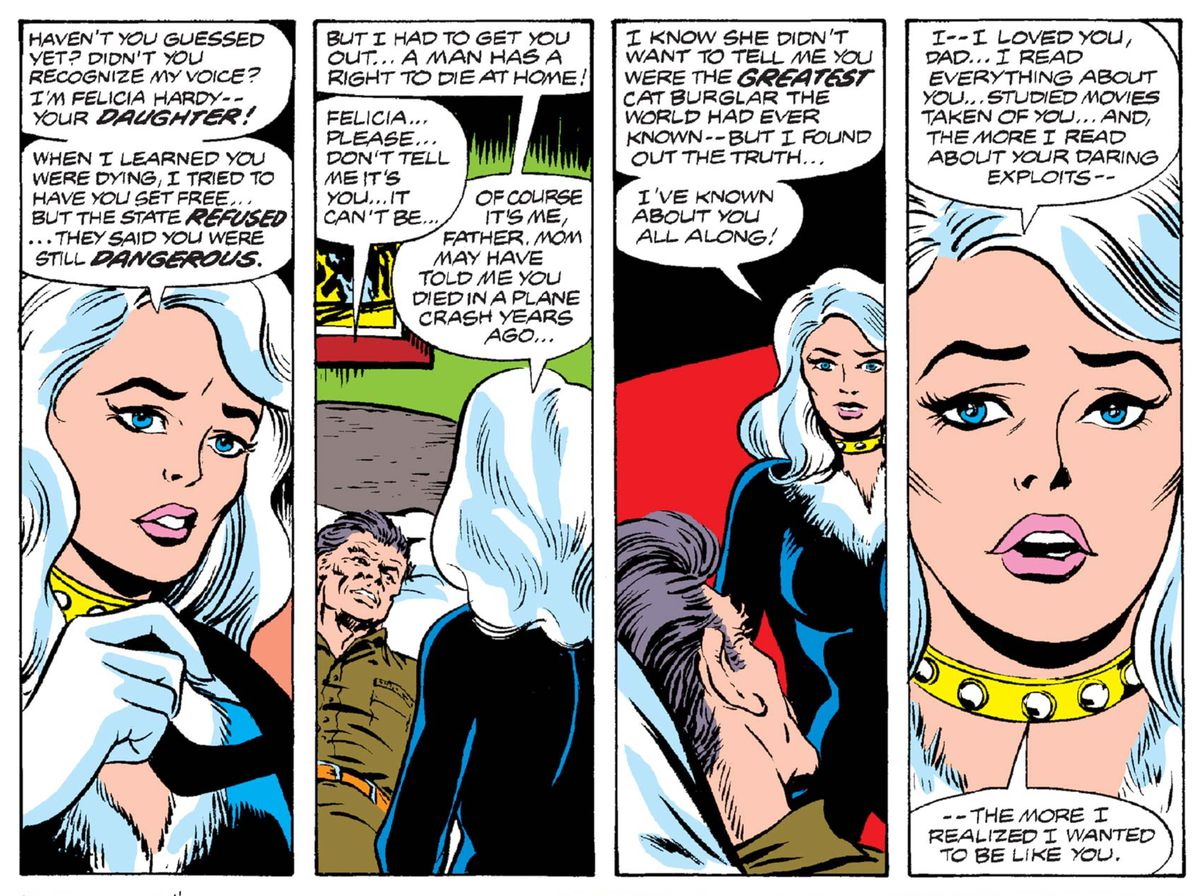 From The Amazing Spider-Man #195, Marvel Comics (1979).