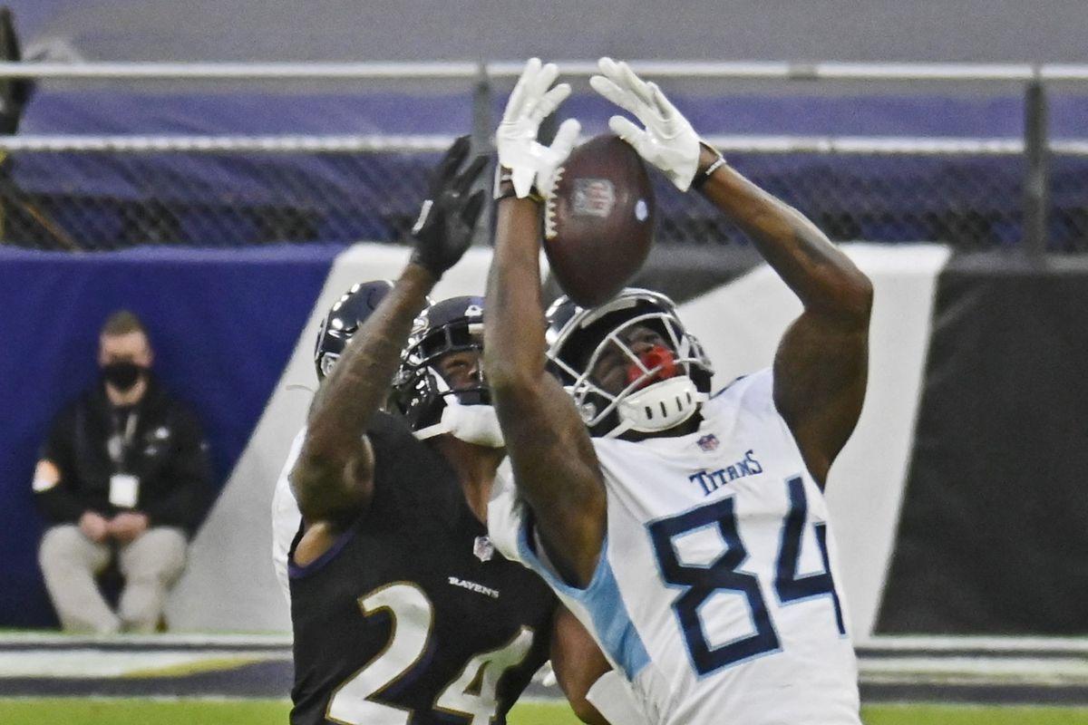 Ravens vs. Titans at M & T Bank Stadium