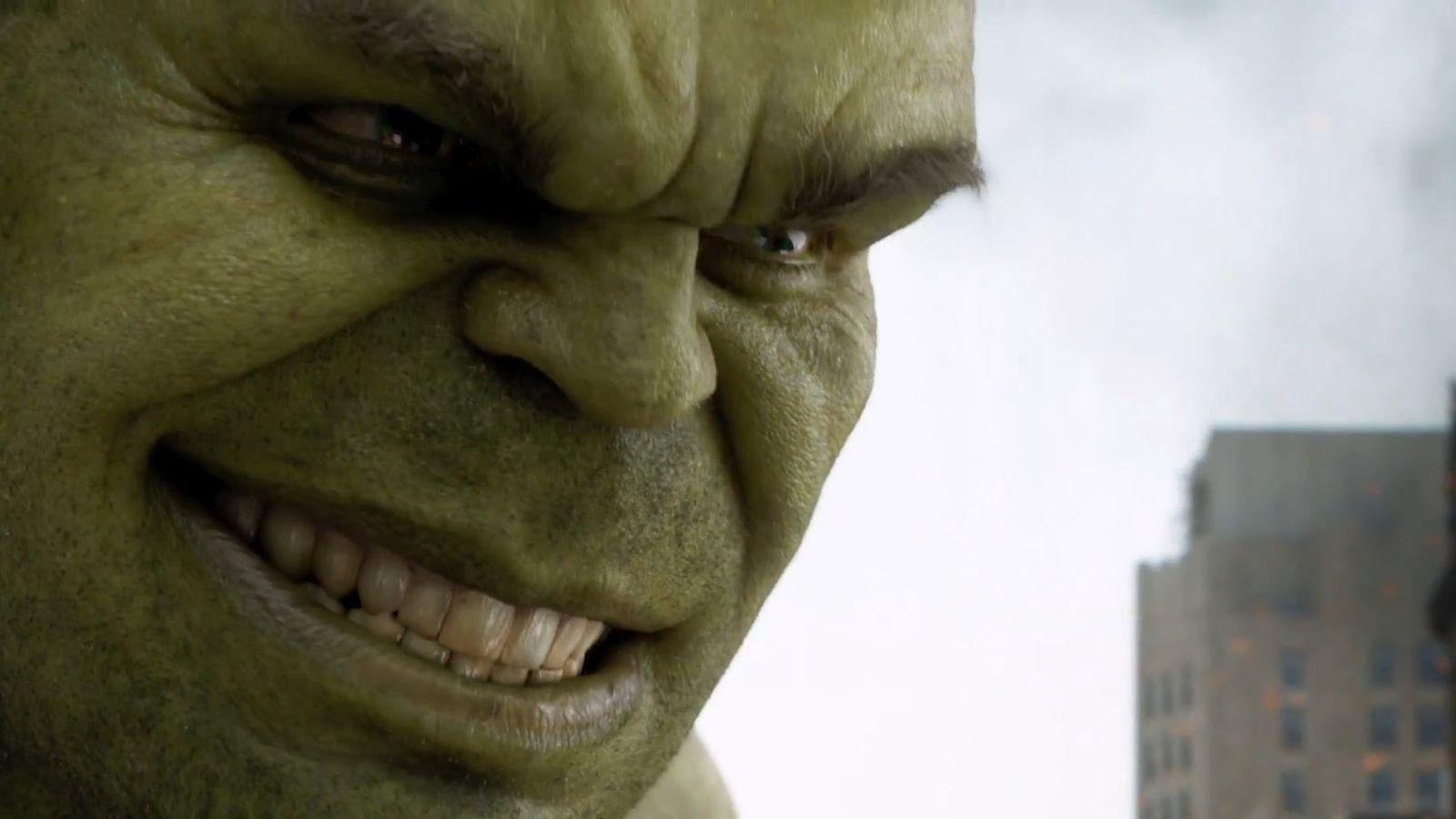 Mark Ruffalo: Hulk speaks in Thor: Ragnarok, sort of