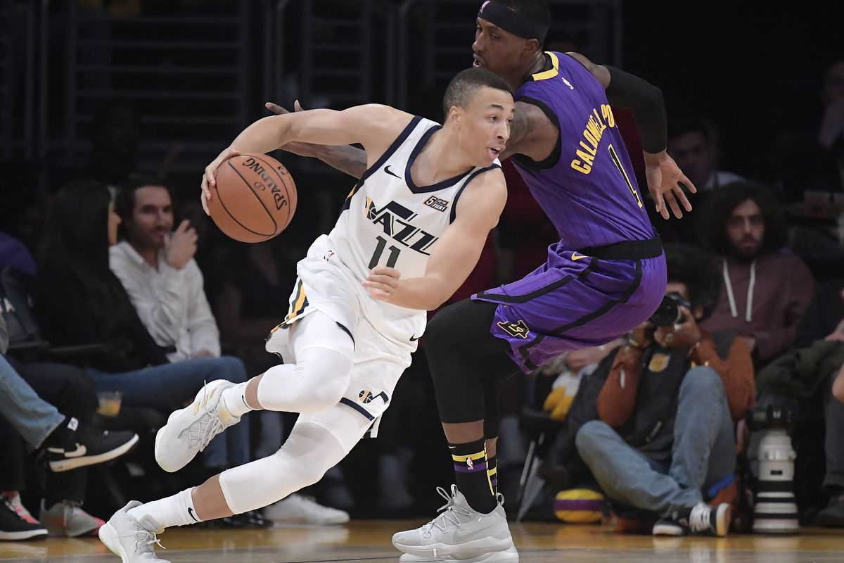 Utah Jazz Guard Dante Exum Out At Least Two Weeks With