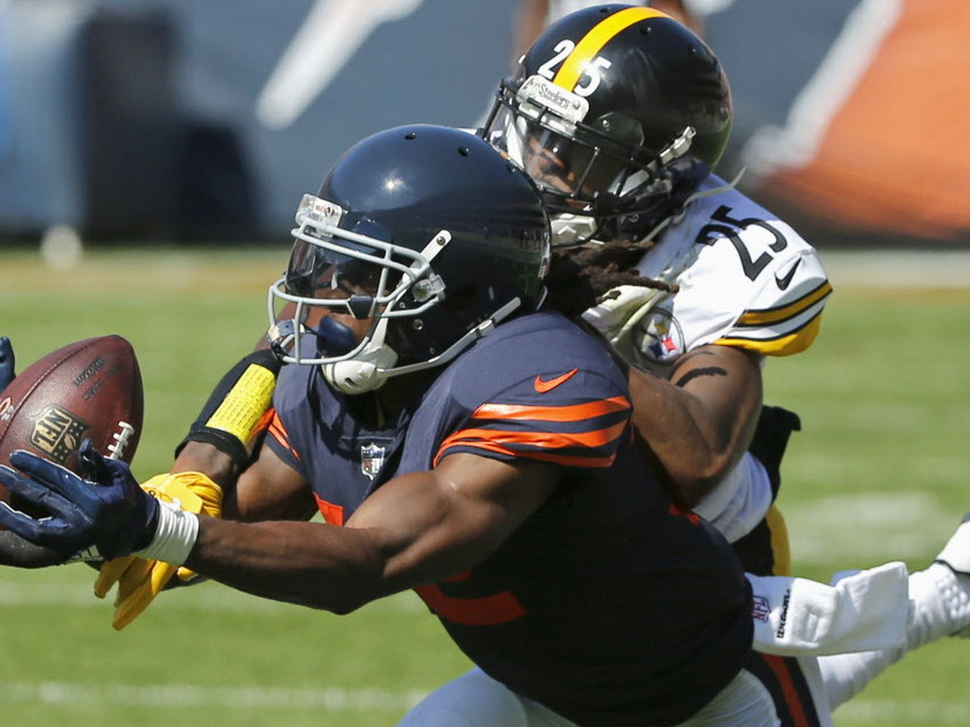 What went wrong? Markus Wheaton 'miss' emblematic of Bears' tough ...