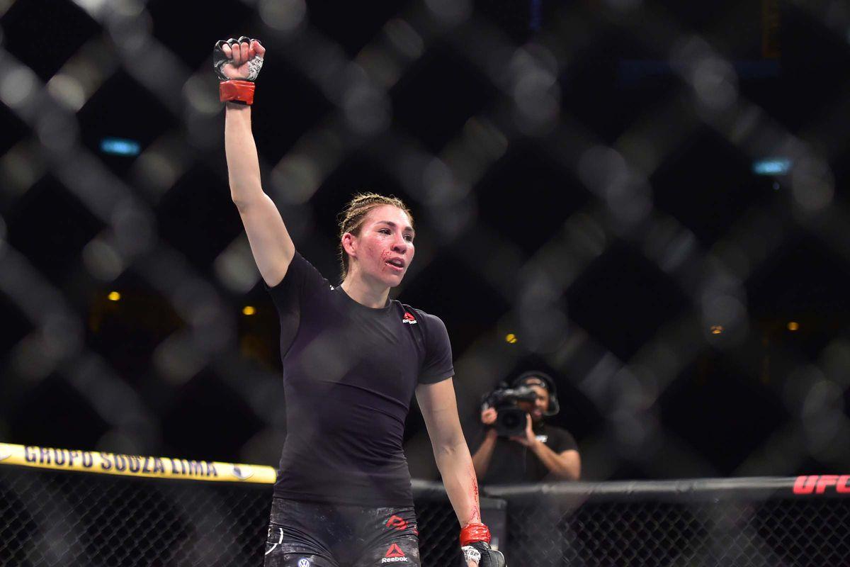 Irene Aldana-Raquel Pennington, Walt Harris-Oleksei Oleinik added to UFC San Antonio