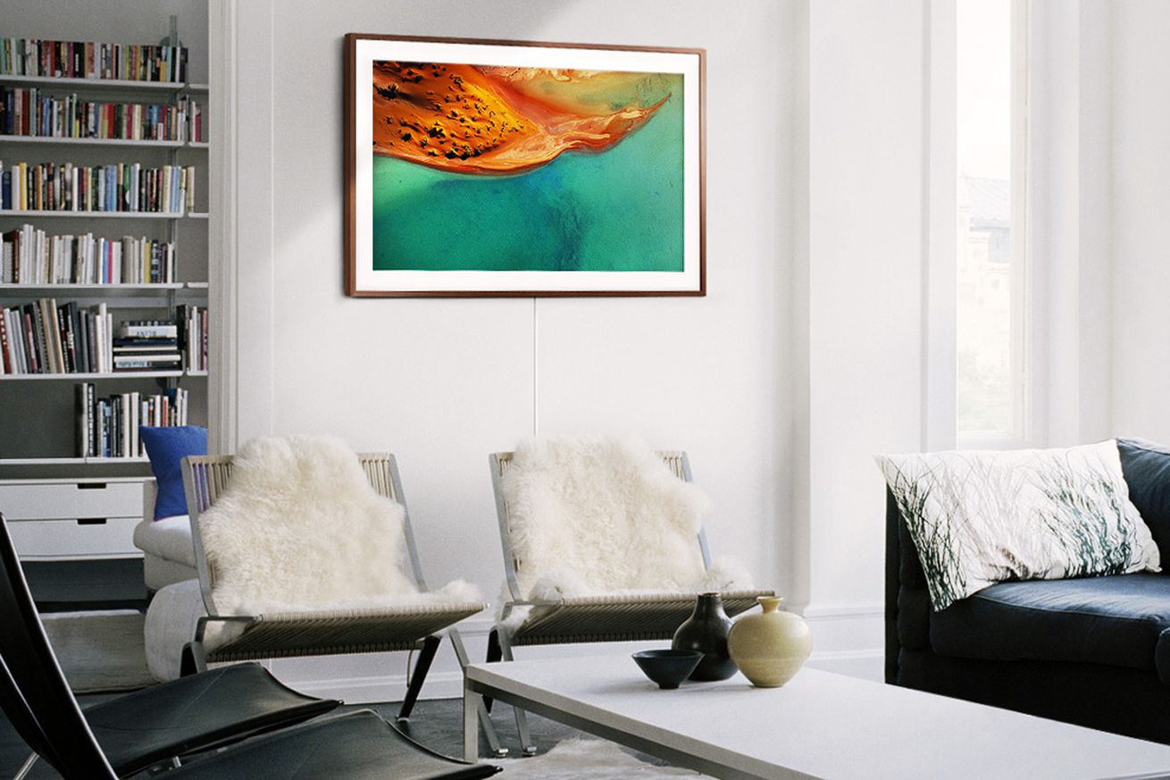 samsung s stylish the frame and serif 4k tvs will soon come in more sizes with better picture quality
