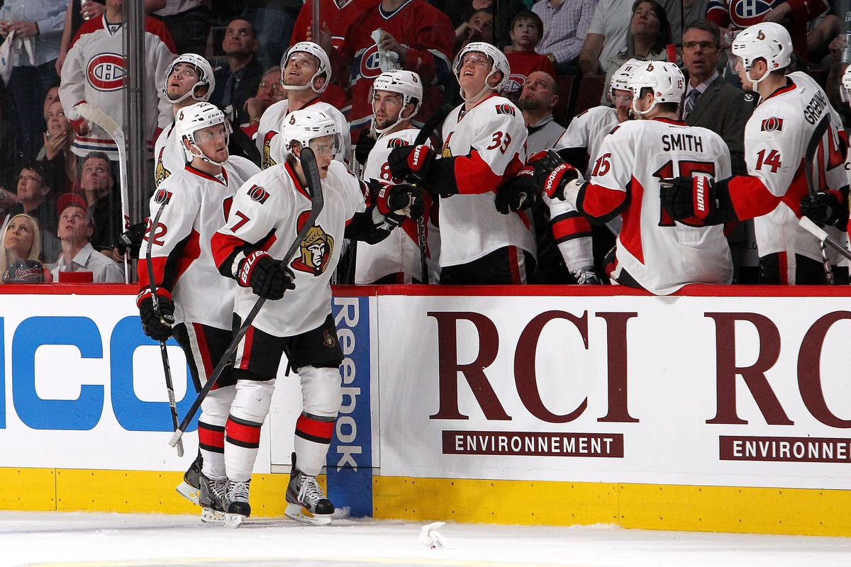 No one predicted that Kyle Turris would do well, because we're dumb.