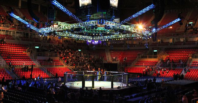 UFC Fight Night Moscow officially announced for Sept. 15