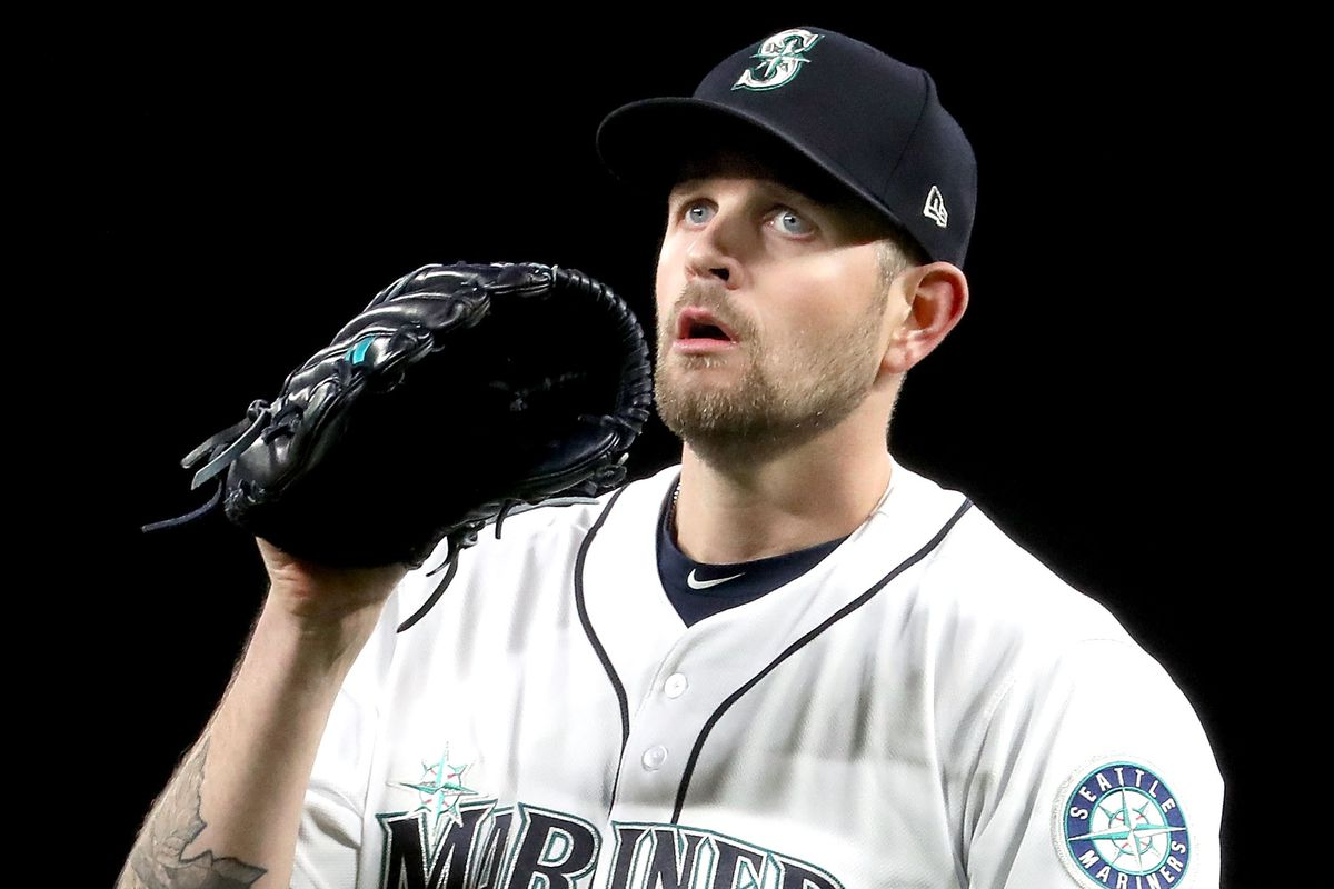 29686a80e5c004 Mariners pitcher James Paxton traded to Yankees for Justus Sheffield ...