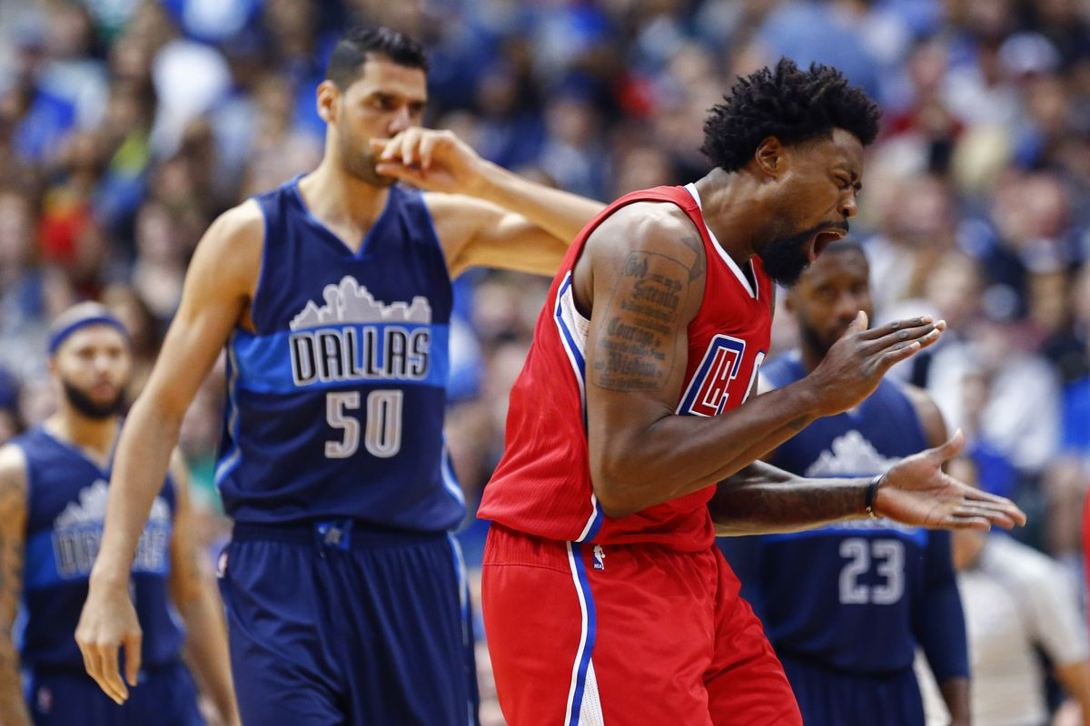 La clippers the impact of blake griffins surgery on the team foxsports com - It S Deandre Jordan S Second Trip To Dallas As Mavericks Enemy No 1 Can He Dominate An Aging Team That Just Overtime In Denver Last Night
