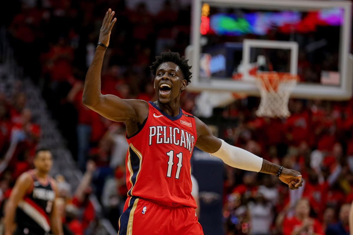 Jrue Holiday is happy, healthy and ready to lead the New Orleans ...