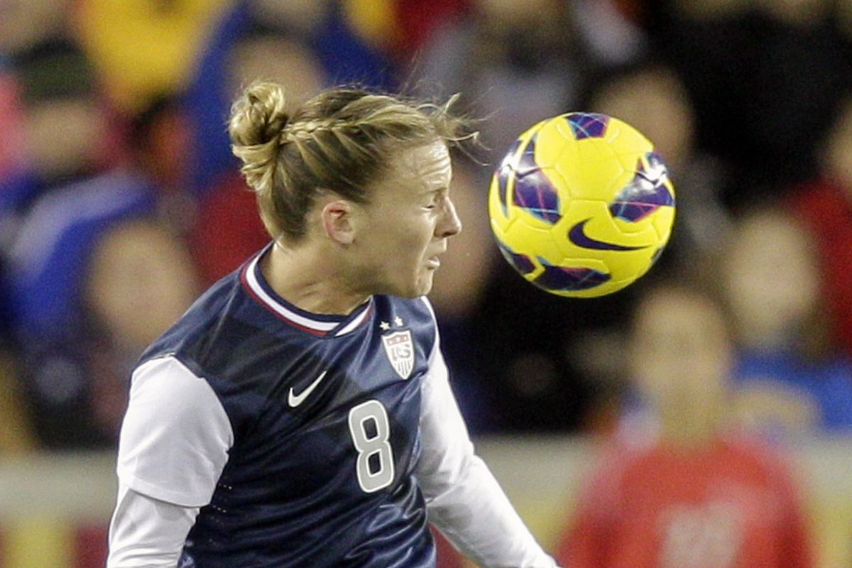 Amy (A-Rod) Rodriguez is traded to FC Kansas City