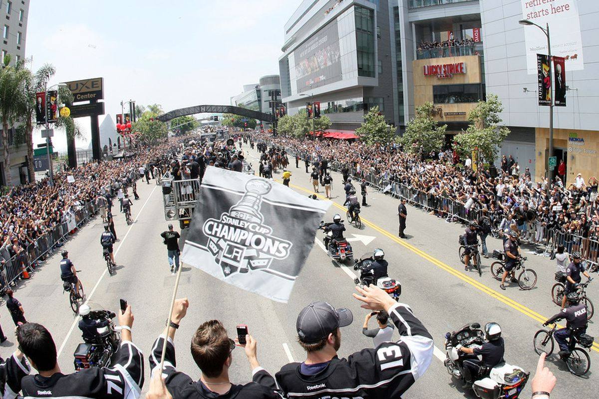 250,000 people attended the Kings' Cup celebration. How many are coming back?