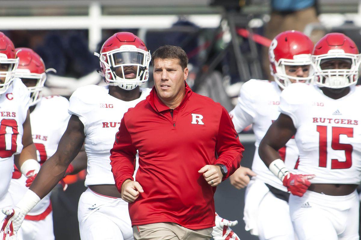 NCAA Football: Rutgers at Illinois