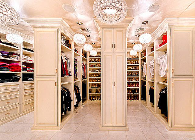 611c336629f892 Here s What a  5M Chanel-Inspired Closet Looks Like  Racked  · Closet of  the Day  Here s How Ralph Lauren Does  Man Cave   Racked