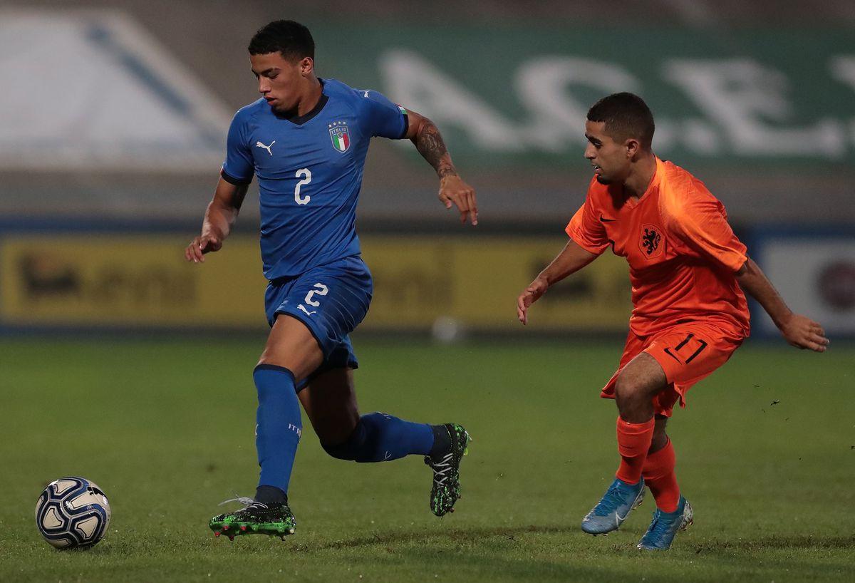 Italy U19 v Nethrerlands U19 - International Friendly
