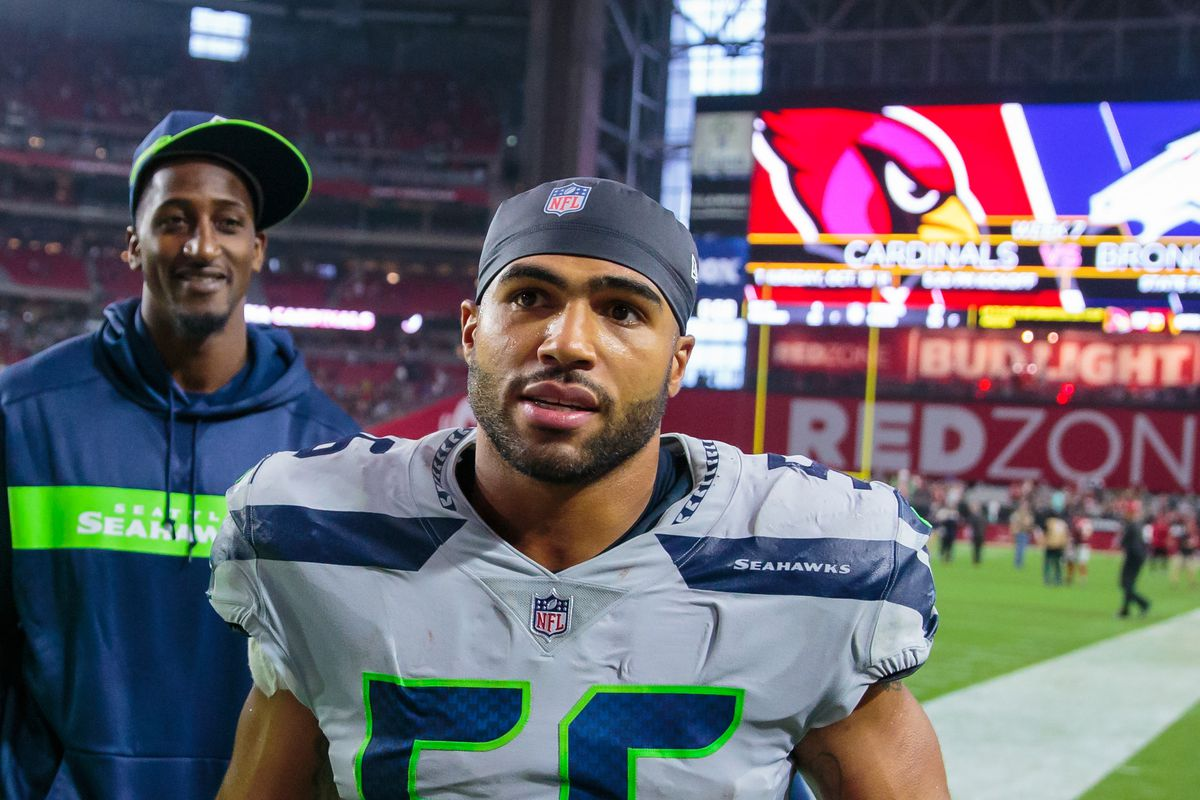 reputable site 536dc e759e How the Mychal Kendricks contract with the Seahawks carries ...