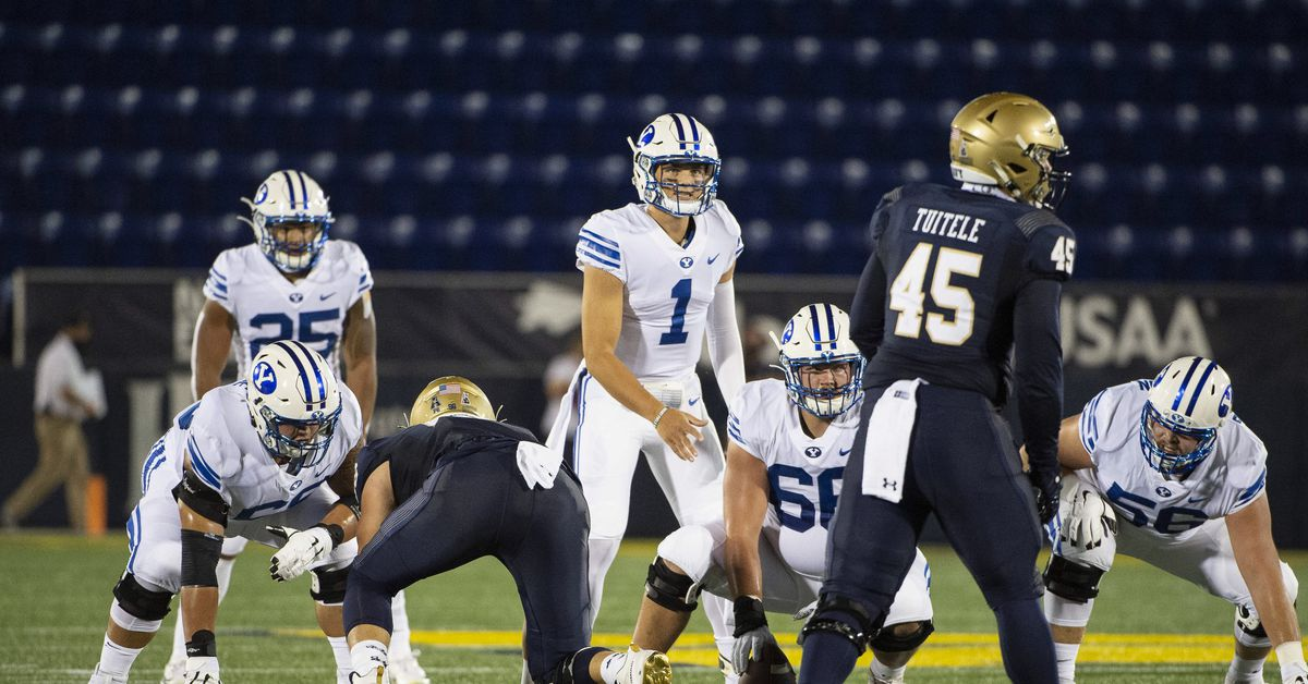 South Florida BYU: Cougars host upset-minded Troy at empty LaVell...