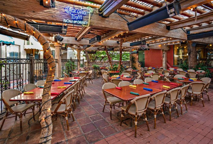 mexican coronado island restaurants