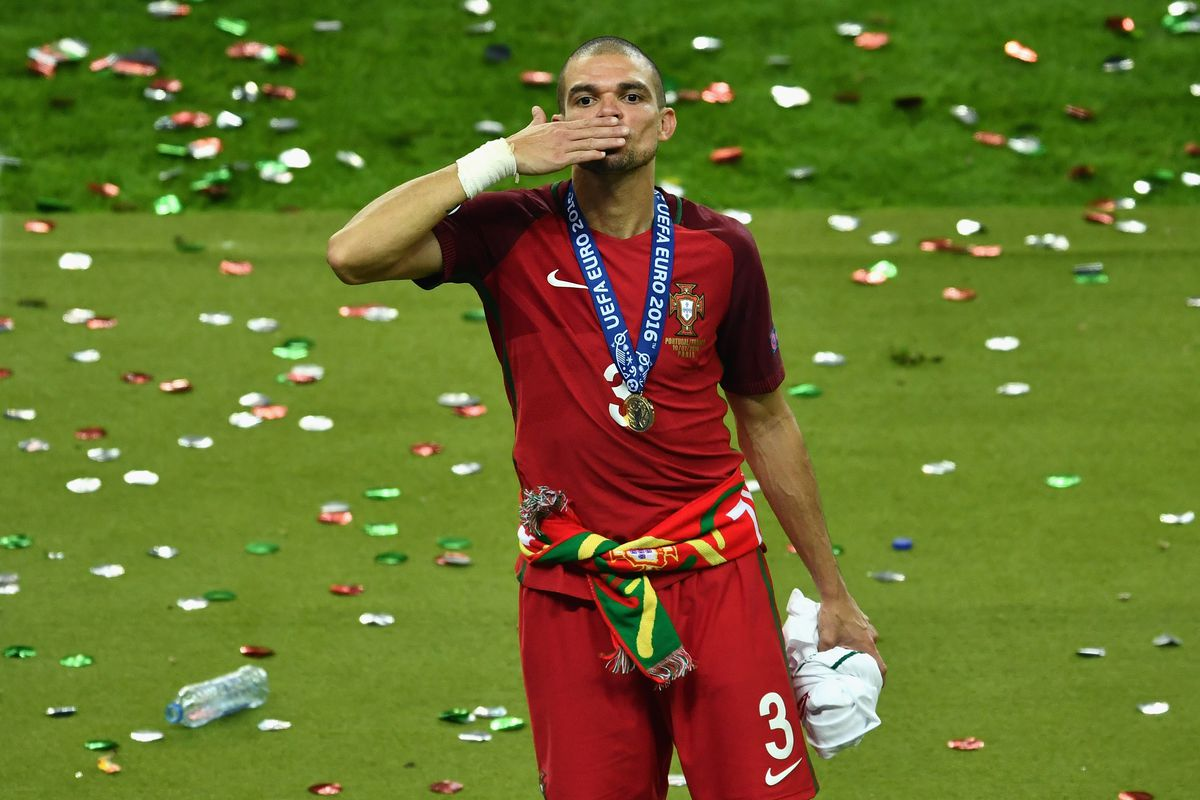 Pepe deserves credit after brilliant UEFA Euro 2016 - Managing Madrid