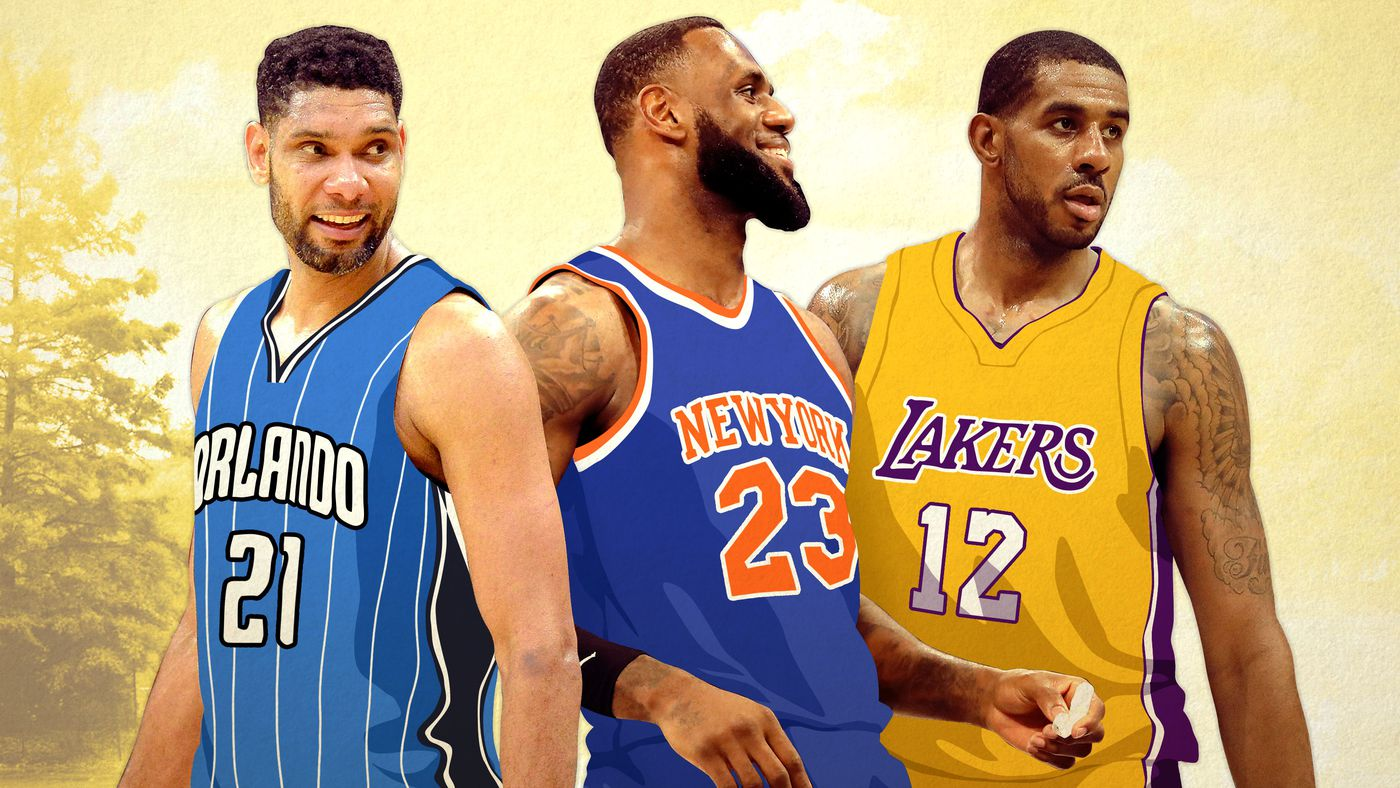How to Lose an NBA Free Agent in Eight Ways