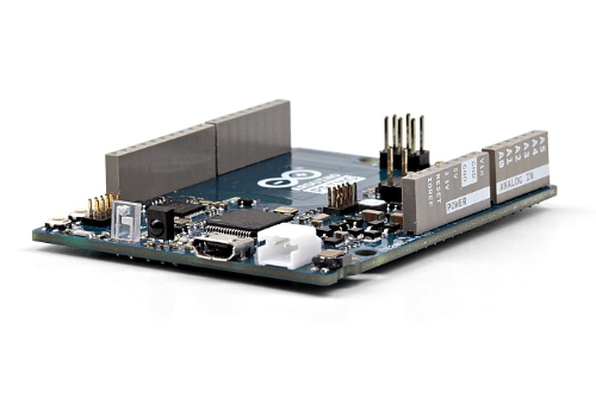 Upcoming Arduino Primo will have Bluetooth, NFC, Wi-Fi, and