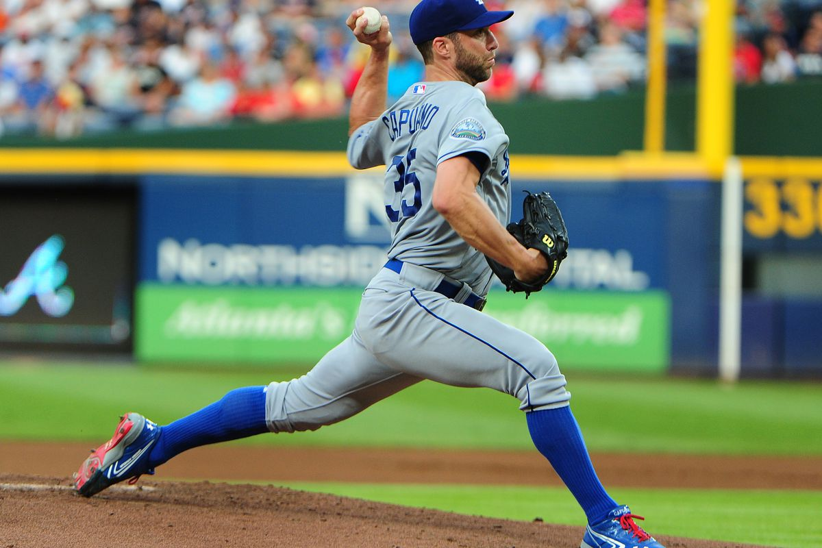 Chris Capuano got nothing to show for his solid start.