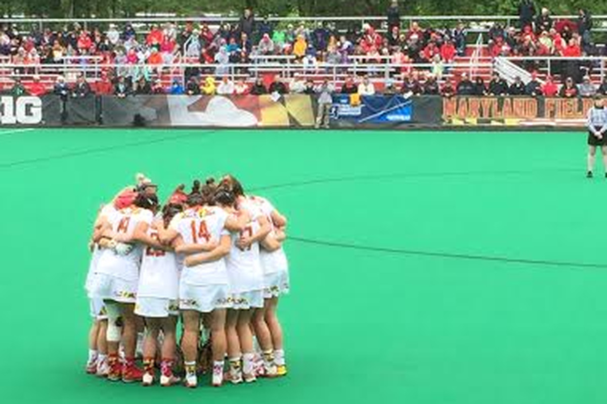 The undefeated and top-seeded Terps advanced to their 8th straight Final Four after beating UMass, 18-3