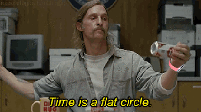 rust cohle apple watch