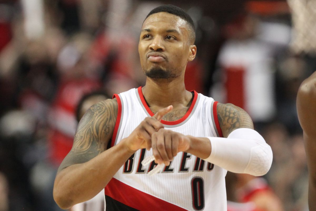 """Disrespected"""" Blazers Excited About Playoff Series With Clippers"""