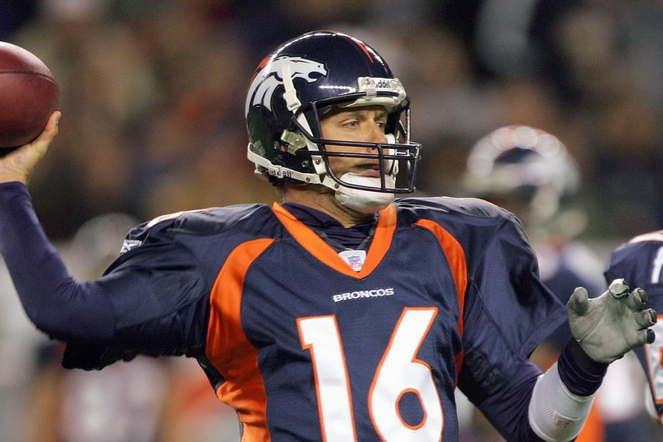 Jake Plummer has some advice for Joe Flacco