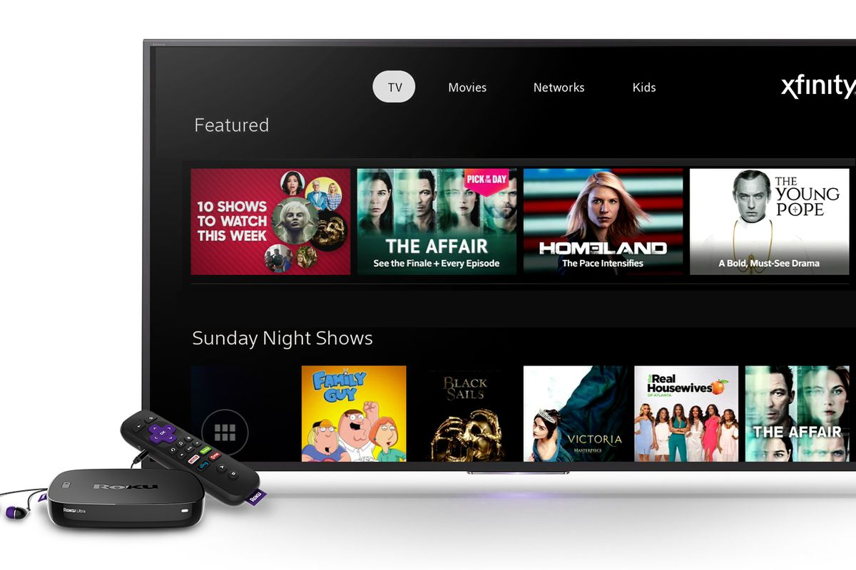 Comcast will charge subscribers to use their Roku as a cable box