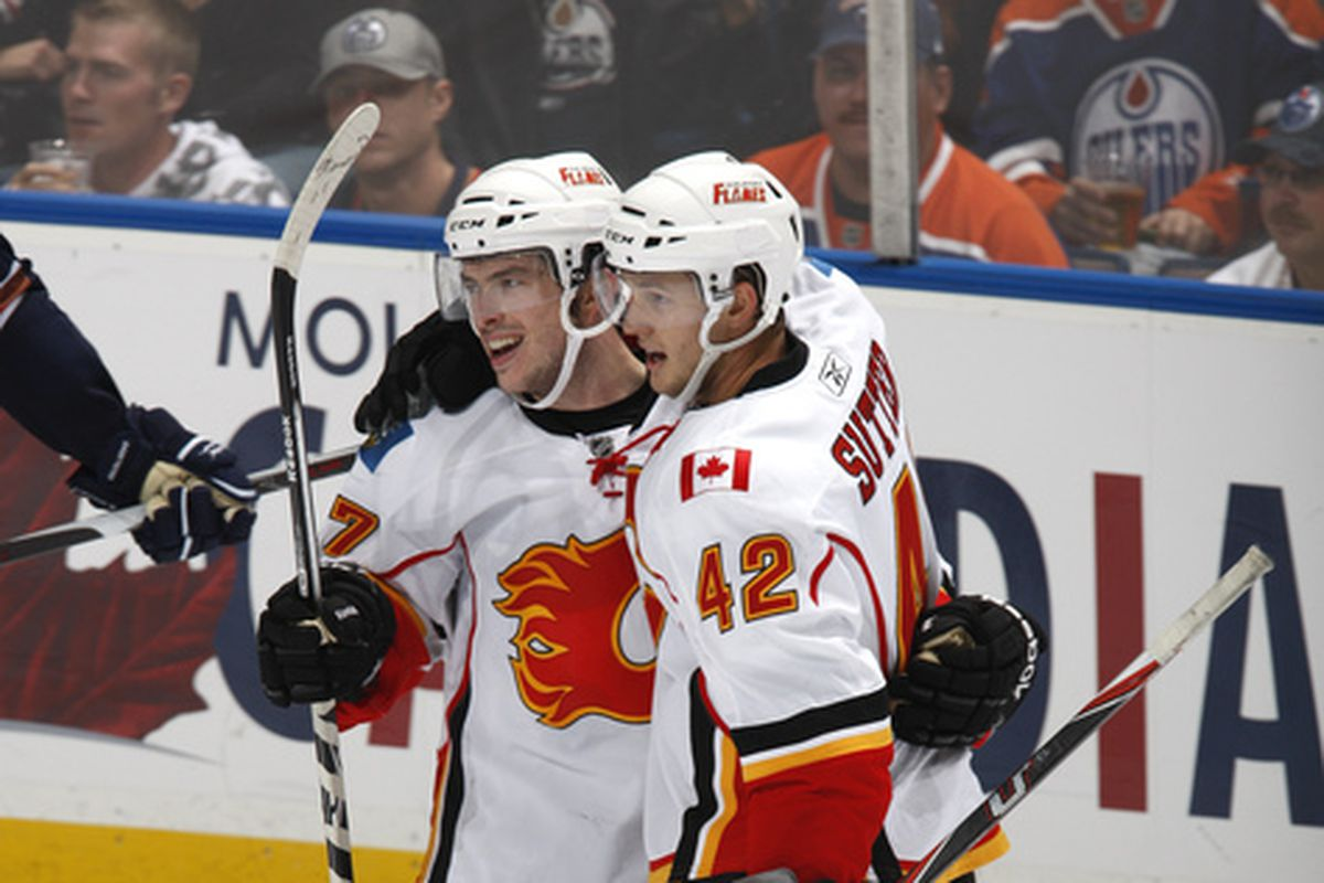 Once Flames property, Jon Rheault (left) leads the San Antonio Rampage in scoring as they prepare to take on his former team tonight.