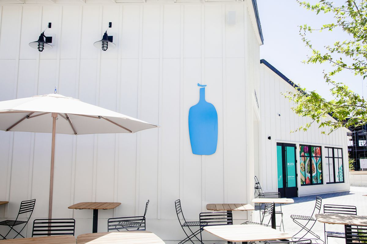 Blue Bottle Coffee Enters San Diego Market - Eater San Diego