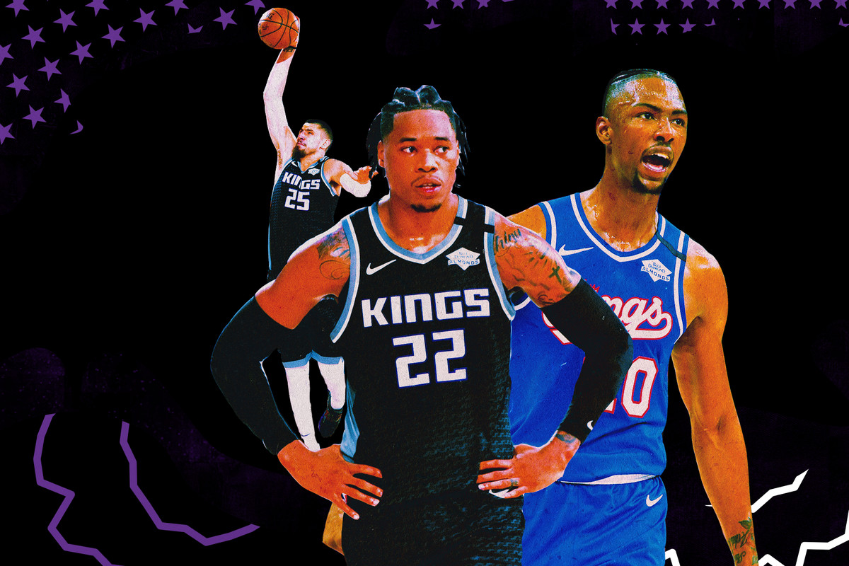 Richaun Holmes is option no. 1, but which of Alex Len or Harry Giles will return at center next season?