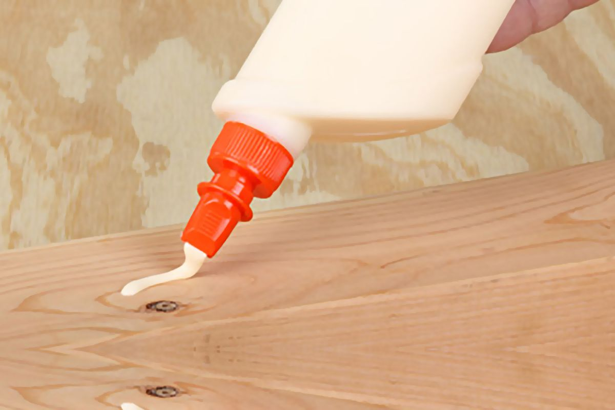 Wood Glue Guide Which Goes Where