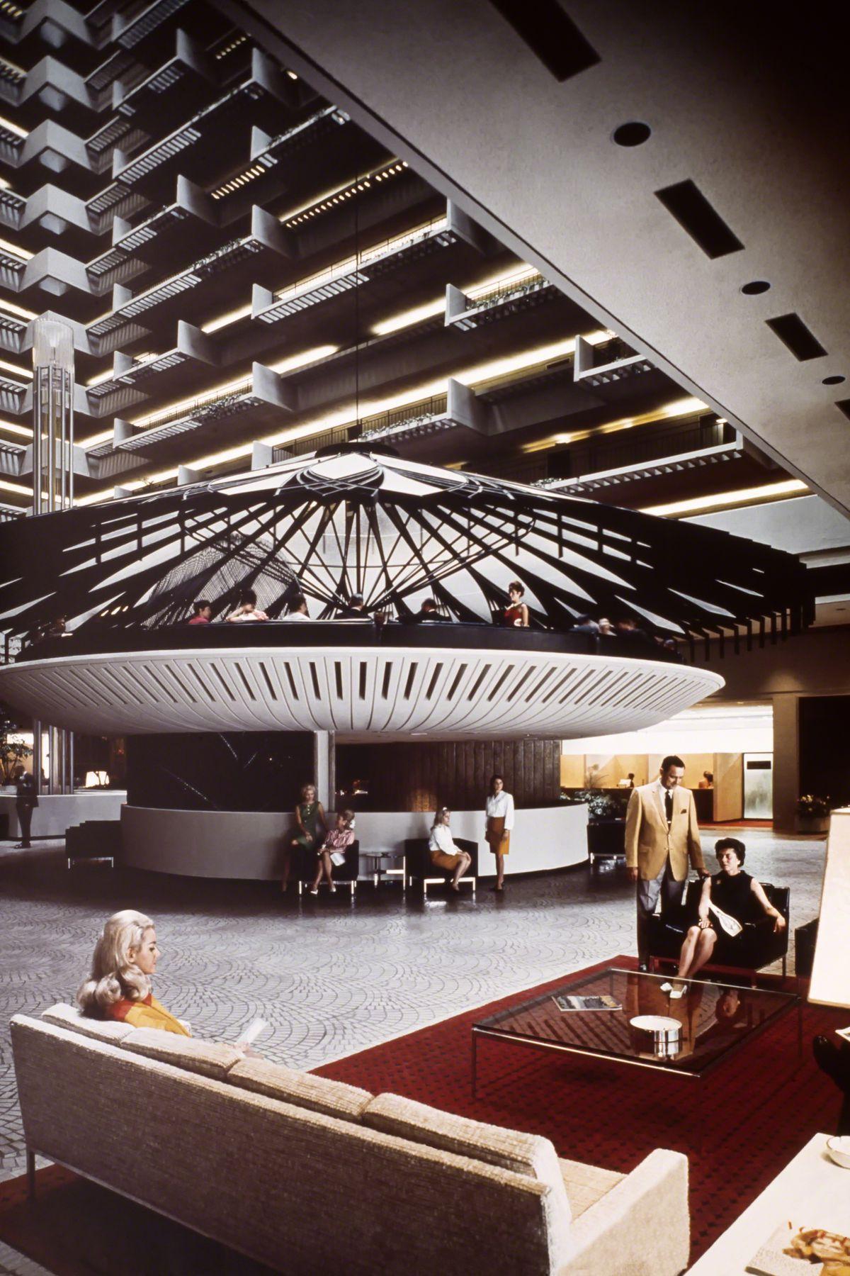 Portman Hyatt Regency Atlanta