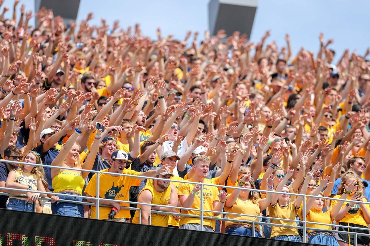 NCAA Football: James Madison at West Virginia