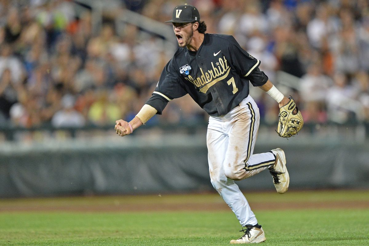 Dansby Swanson and Vanderbilt look to top Florida and win the SEC championship.