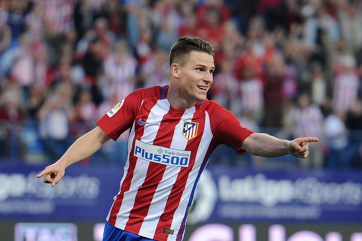 Everton Looking To Sign Atletico Madrid's Kevin Gameiro In January