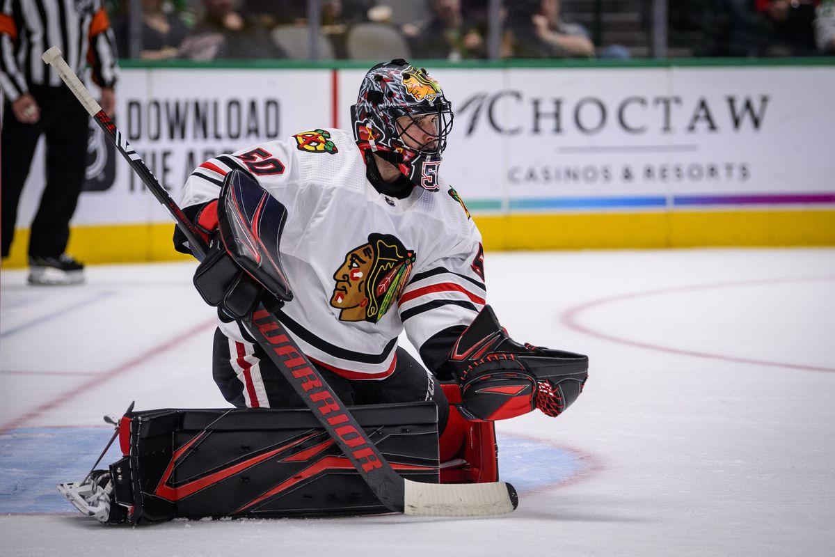 Corey Crawford Named Chicago Blackhawks Nominee For 2020 Bill Masterton Trophy Second City Hockey