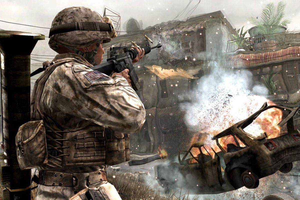 Download Call of Duty 4: Modern Warfare 1.0