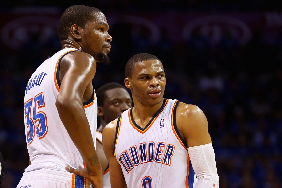 Can the Thunder be better than expected when Durant and Westbrook return?