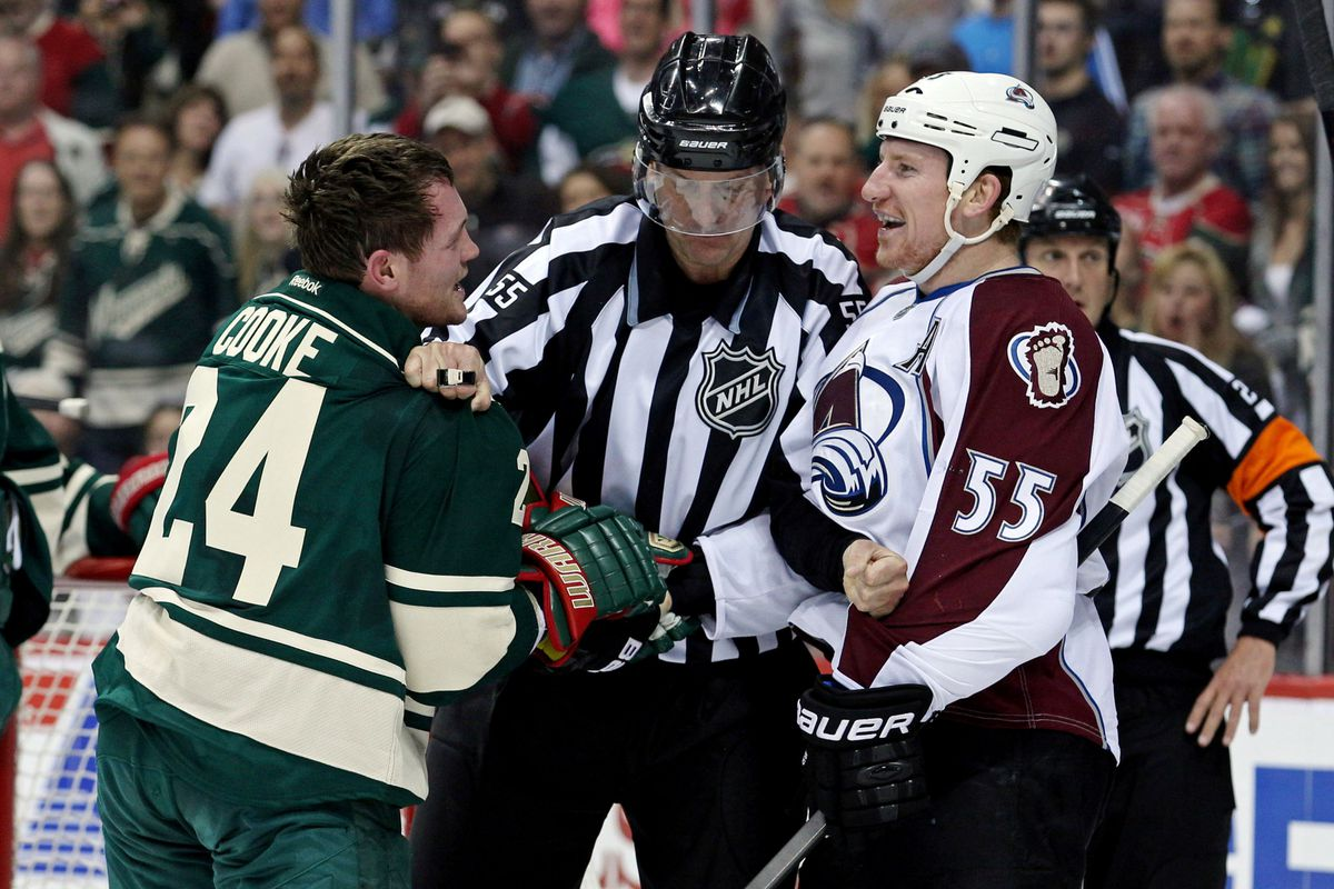 Matt Cooke is the main topic for Episode 4. What a refreshing change of pace!